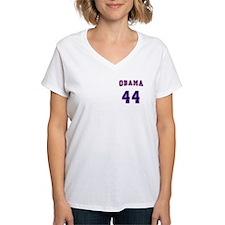 Obama 44 Shirt