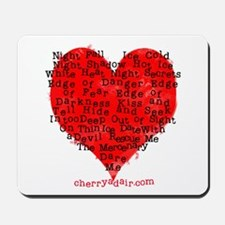 Have a Heart Mousepad