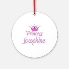 Princess Josephine Ornament (Round)