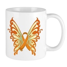 Leukemia Butterfly Mug