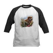 Golden Retriever Art Tee