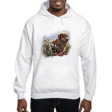 Golden Retriever Art Hoodie