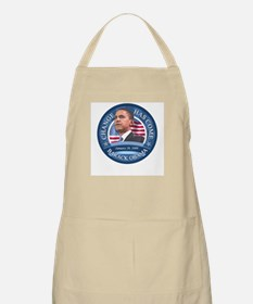 Change Has Come 1-20-09 BBQ Apron