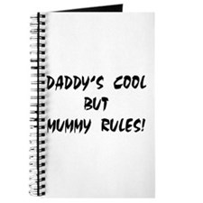 MUMMY RULES! Journal
