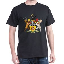 Derbyshire Coat of Arms T-Shirt