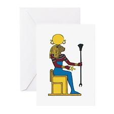 Goddess Sekhmet Greeting Cards (Pk of 10)
