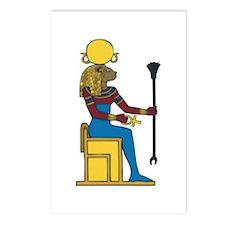 Goddess Sekhmet Postcards (Package of 8)