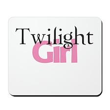 Twilight Girl Mousepad