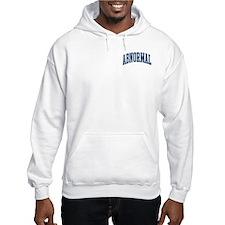 Abnormal Nickname Collegiate Style Hoodie