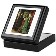 Van Eyck Keepsake Box