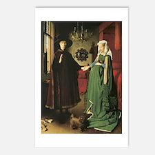 Van Eyck Postcards (Package of 8)