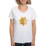 Yuma County Sheriff Women's V-Neck T-Shirt