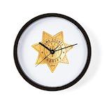 Yuma County Sheriff Wall Clock