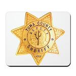 Yuma County Sheriff Mousepad
