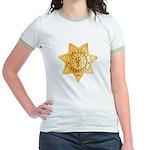 Yuma County Sheriff Jr. Ringer T-Shirt