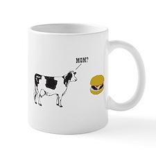 Cow & Hamburger Mug