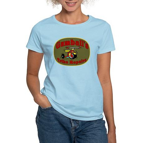 Gumball Trike Repair Women's Light T-Shirt