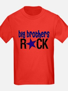 Big Brothers Rock T