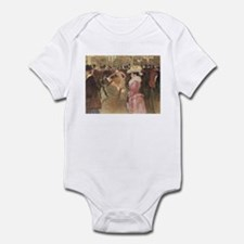 Toulouse-Lautrec Infant Bodysuit