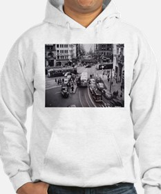 San Francisco Bustling Inters Hoodie