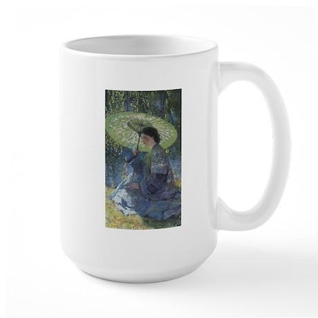 Rose Large Mug