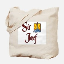 Sir Josef Tote Bag