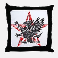 German Throw Pillow