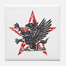 German Tile Coaster