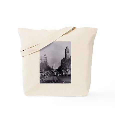 Capitol View Tote Bag