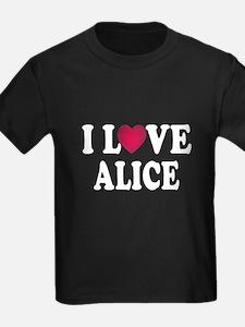 I L<3VE Alice T