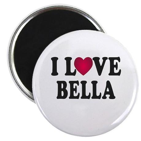 I L<3VE Bella Magnet