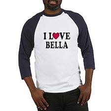 I L<3VE Bella Baseball Jersey