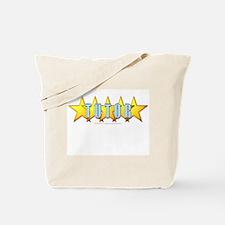 5 Star TUTOR Tote Bag