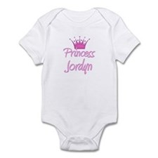 Princess Jordyn Infant Bodysuit