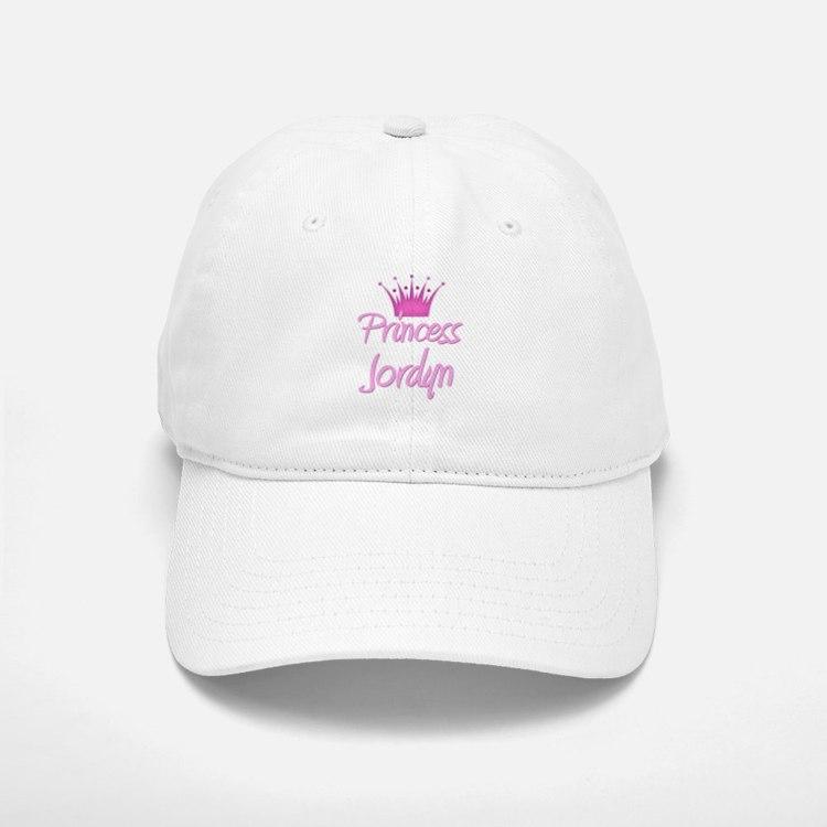 Princess Jordyn Baseball Baseball Cap