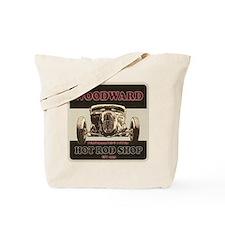 Hot Rod Shop Tote Bag