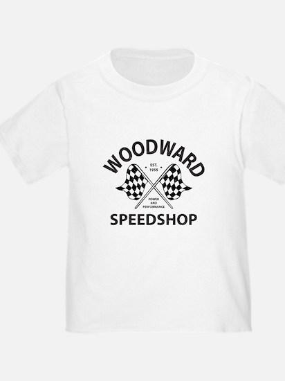 Woodward Speedshop T