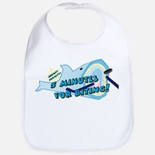 shark bite penalty Bib