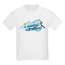 shark bite penalty T-Shirt