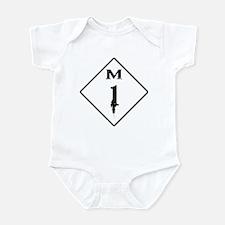Woodward Ave Infant Bodysuit