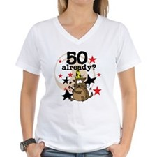 50 Already Birthday Shirt