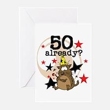 50 Already Birthday Greeting Cards (Pk of 10)