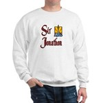 Sir Jonathon Sweatshirt