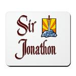 Sir Jonathon Mousepad