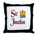 Sir Jonathon Throw Pillow