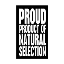 Proud Product Rectangle Decal