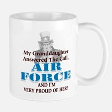 Air Force Granddaughter Mug