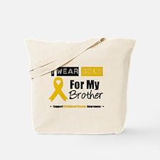 IWearGold Brother Tote Bag