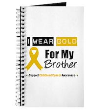 IWearGold Brother Journal