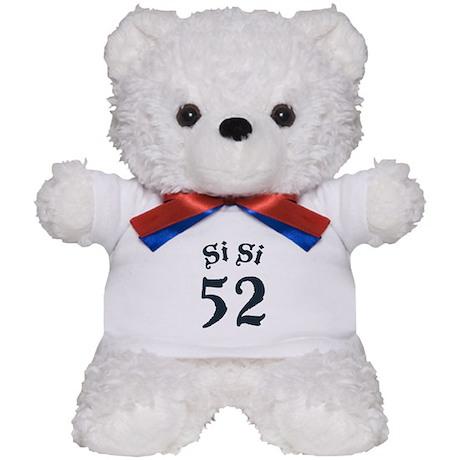 CC Sabathia's Yankees Teddy Bear